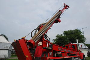 Wiley Drill Rig