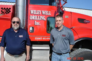 Larry Wiley - Master Ground Water Contractor